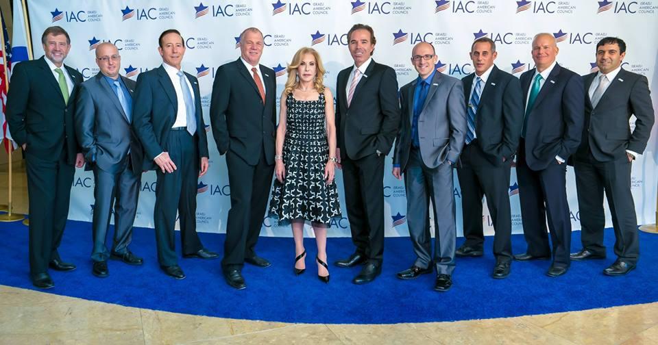 הועידה הראשונה של ה-IAC בוושינגטון: משק כנפי ההיסטוריה…