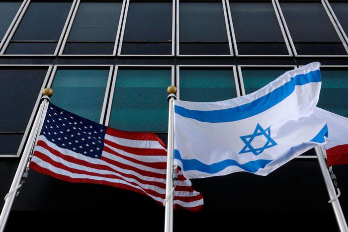 """סערה אחרי מפגן הגאווה של שגרירות ארה""""ב בתל אביב…"""