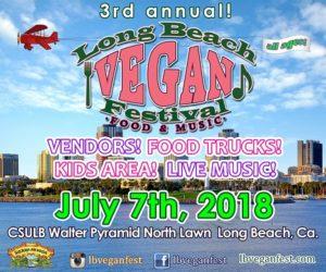 פסטיבל אוכל טבעוני ומוזיקה Long Beach Vegan Food and Music Festival @ Walter Pyramid