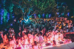 The YJP Summer White Party