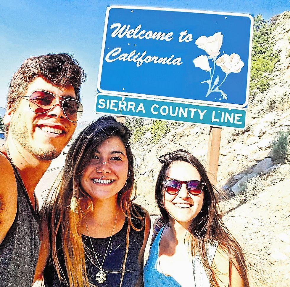 טרגדיה כפולה: נועם ודרור נהרגו בתאונת דרכים בקליפורניה באמצע הטיול הגדול לאמריקה