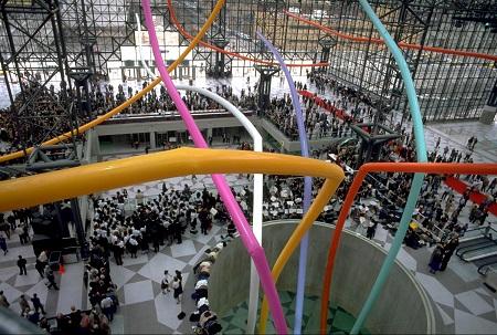 NY convention center