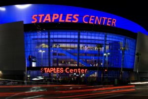 Los Angeles Sparks vs Dallas Wings @ Staples Center