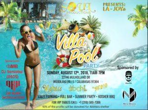 La Joya Presents Summer Pool Party