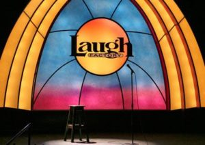 The Laugh Factory @ The Laugh Factory