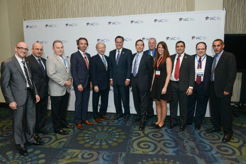 מרומני וליברמן עד סבן ואדלסון: הכנס הארצי הראשון של ה-IAC סיפק כותרות לכל העולם…