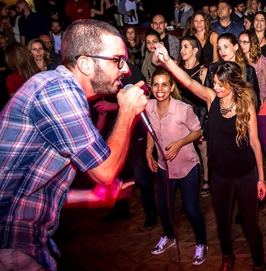להקת רם2 בפאלדינו'ס: להיטי שנות ה-90 והצדעה למאיר בנאי