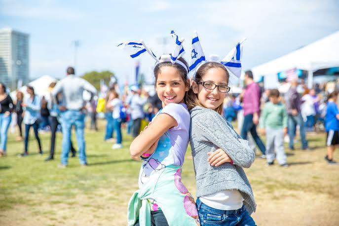 Celebrate Israel: צבעו את לוס אנג׳לס בכחול לבן…