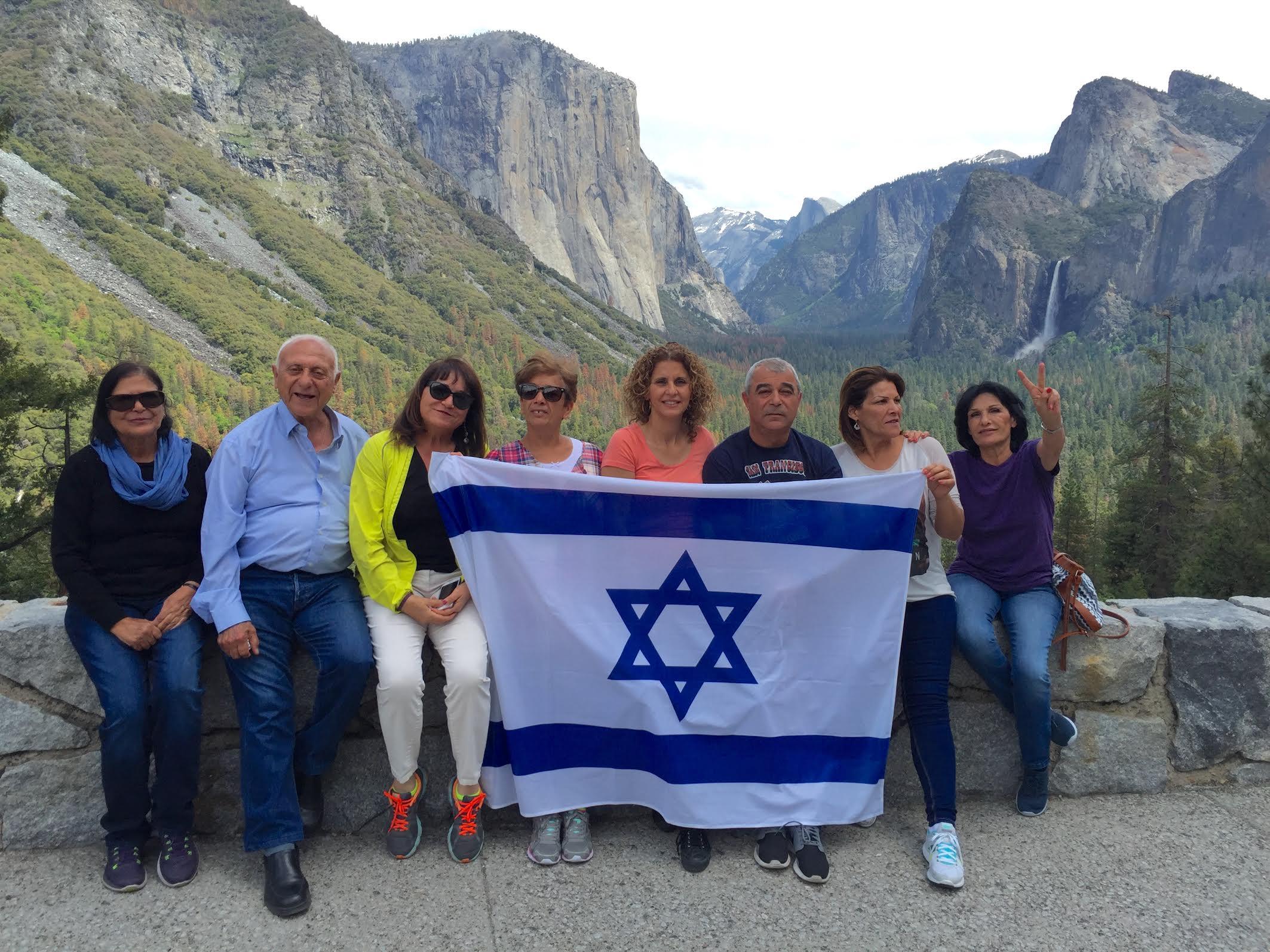 365 יום בשנה: ישראלים מטיילים בקליפורניה עם ׳מוטי טורס׳