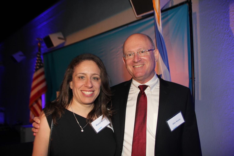 אחריהדרמה הבנקאית: נפרדים ממנכ״ל בנק לאומי בחוף המערבי עופר קורן