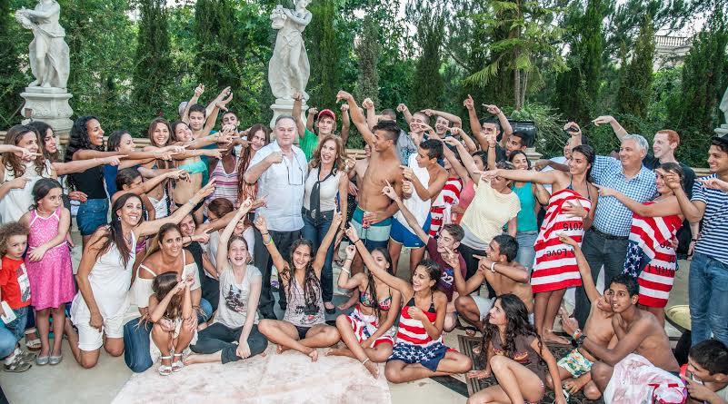 קהילה בפעולה: מלוס אנג'לס באהבה למי שאיבדו את היקר מכל